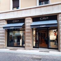 A Verona nuovo indirizzo per gli amanti dello sport: CMP inaugura in via Stella 17
