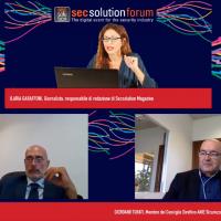 Secsolutionforum 2020: la sicurezza viaggia in digitale