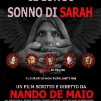 """- Caserta, Premiere """"Il lungo sonno di Sarah"""", film di Nando De Maio, il 9 ottobre al multisala Duel Village. (Scritto da Antonio Castaldo)"""