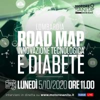 'Road map Innovazione tecnologica e diabete' - Lombardia, 5 Ottobre 2020 - ORE 11