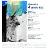CINQUE TORI IN UN SOGGIORNO! Concerti matinée, una domenica al mese al Teatro Arciliuto di Roma