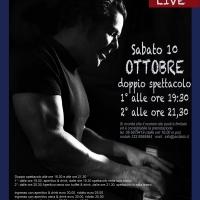 Andrea Giraudo Live al Teatro Arciliuto (Roma, 10 ottobre)