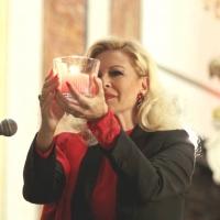 Chiara Taigi accende una Luce di Atina, Concerto nella città della Musica