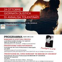 Roma: Evento Olistico il 24 ottobre