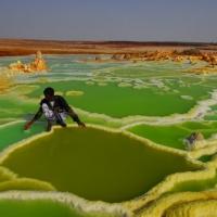 Dallol, Etiopia - Una Terra senza tempo