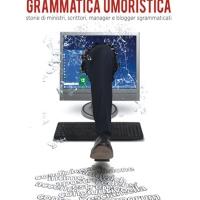 """Francesco Mercadante presenta il saggio di linguistica """"Grammatica Umoristica"""""""