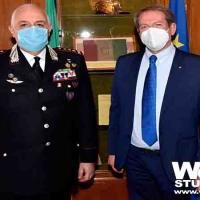Arma dei Carabinieri ed FMI ha rinnovato il protocollo di collaborazione, obiettivo: rispetto dell'ambiente e sicurezza stradale