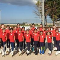Trofeo Fisr Piccole Orme 2020, in gara 21 atleti del Pattinaggio Artistico Taranto