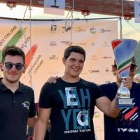 Valerio Marchetti, Campione italiano di volo in parapendio classe Sport