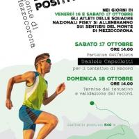 Daniele Cappelletti: 17- 18 ottobre Monte di Mezzocorona Corsa in salita in 24 ore