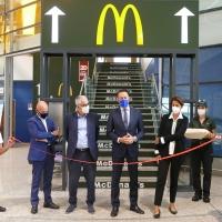 Chef Express inaugura nuovo McDonald's nell'Aeroporto di Cagliari -  Si completa l'offerta di ristorazione per i viaggiatori