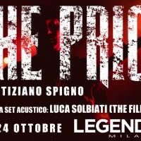 THE PRICE live al Legend Club di Milano