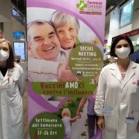 Farmacie Comunali, al via la campagna di informazione sui vaccini