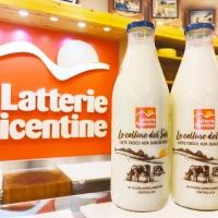 Latte fresco Alta Qualità in bottiglie di vetro: novità in Latterie Vicentine