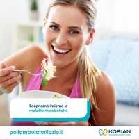 Check UP malattie metaboliche | Poliambulatoril Lazio Korian