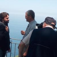 """- Napoli, In onda su Eduardo Canale 653 """"L'Avvocato Rinaldi"""" fiction diretta da Nando De Maio e scritta da Pino Ecuba. (Reportage di Antonio Castaldo)"""