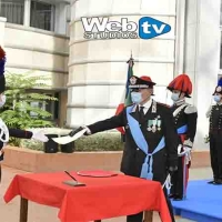 """Centenario della """"Scuola Allievi Sottufficiali Carabinieri Reali"""""""