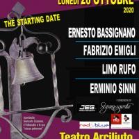 Riparte al Teatro Arciliuto il format PER CHI SUONA LA CAMPANA? giunto alla NONA EDIZIONE (Roma, 26 ottobre)