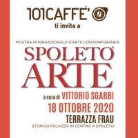101CAFFE' A SPOLETO ARTE, A CURA DI VITTORIO SGARBI