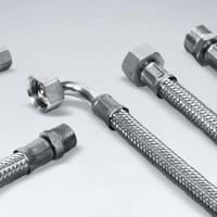 PARINOX® 253 di Neoperl. Il tubo flessibile per una grande portata d'acqua