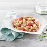 In occasione del World Pasta Day 2020, Mareblu porta in tavola tutto il sapore del tonno con un piatto gustoso e prelibato, il cui protagonista è il Tonno VeroSapore della gamma Non si sgocciola