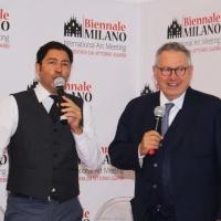 Salvo Nugnes riunisce Mondadori e TGcom per un libro sui benefici dell'arte