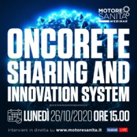 'Oncorete Sharing and innovation system' - 26 Ottobre 2020 - ORE 15