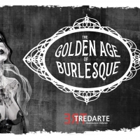 """THE GOLDEN AGE OF BURLESQUE"", A PALERMO LA PERSONALE DI GIANCARLO RUBINO  ISPIRATA ALL'OPERA MUSICALE DI MARILYN MANSON"