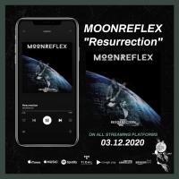 Moonreflex!!! Il 3 Dicembre il nuovo attesissimo