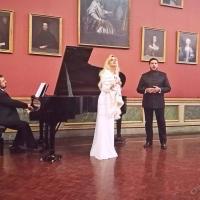 Chiara Taigi e Andrea Carè: Concerto in sicurezza è possibile ed è un successo a Palazzo Barolo!