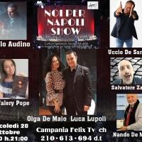 Noi per Napoli Show in Tv, nuova brillante ed interessante puntata in onda