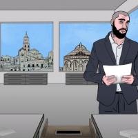 L'importanza della sicurezza delle informazioni e della distruzione dei documenti cartacei spiegate con il cartoon di Tekbin