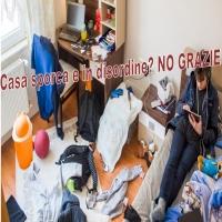 """Emanuele Marco Duchetta presenta il manuale """"Casa sporca e in disordine? NO GRAZIE"""""""