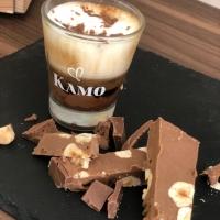 Caffè KAMO al gusto di torrone per celebrare la festa di Ognissanti