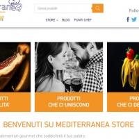 Mediterraneastore.com, solo eccellenze dell'alta gastronomia italiana