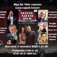 Noi per Napoli Show : un ricco menù per una nuova puntata