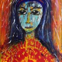 """È online la mostra """"Arte di percezione"""" di Marinella Saccuta"""