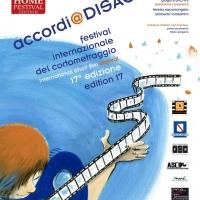 Al via accordi @ DISACCORDI – Festival Internazionale del Cortometraggio – 17. Edizione ONLINE