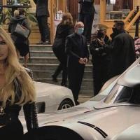 Ana Bettz a Montecarlo nei panni di Batgirl