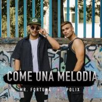 """Mr. Fortuna & Polix, fuori ora su tutti i digital store """"Come una melodia"""" by Hydra Music"""