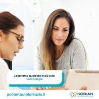 Ginecologia prevenzione al femminile Poliambulatori Lazio