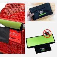 Gadget personalizzati economici e up-to-date: i copri maniglia per carrello della spesa