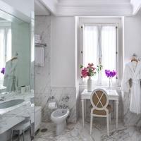 L'Hotel Majestic Roma sceglie Rubinetterie Stella