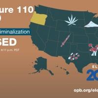 L'Oregon ha depenalizzato tutte le droghe, anche quelle pesanti, anche per i minorenni