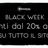 Non perdere il BLACK WEEK su EASYFARMA:IT
