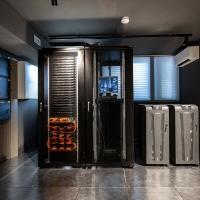 Riello UPS per Caimi OPEN LAB: come si protegge un laboratorio all'avanguardia