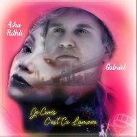 """Gabriel Grillotti in radio e nei digital store con """"Je Crois C'est Ça L'amour"""" feat Asha Puthli"""