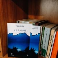 """Paola Ruzzini pubblica il nuovo libro """"Al di là del mare"""""""