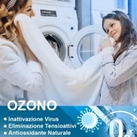 Fare la lavatrice con l'ossigeno attivo