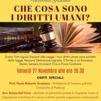 Giustizia e Diritti Umani: webinar informativo gratuito